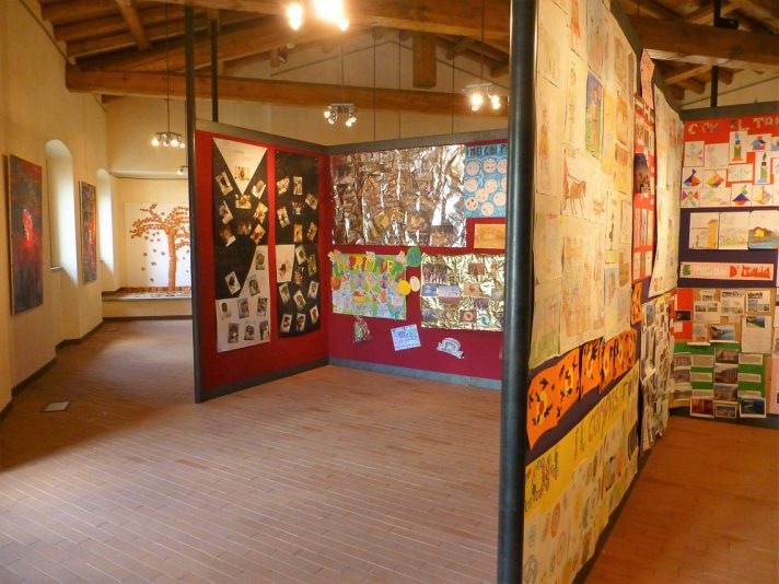 Casa Ceresa sala esposizioni