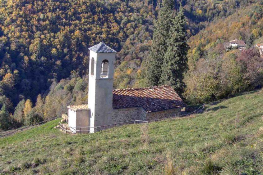 Chiesa di San Ludovico di Tolosa da nord