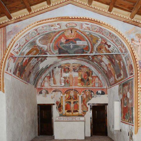 Visite guidate alla chiesa di San Ludovico di Tolosa