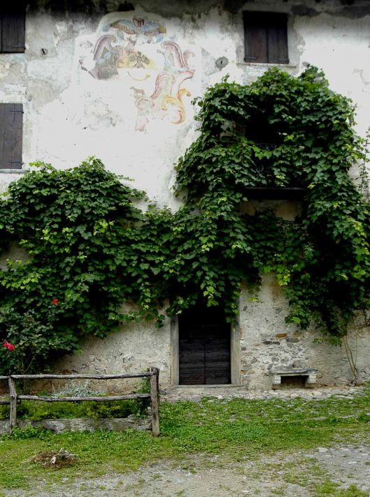 Palazzo moderno della famiglia Tasso