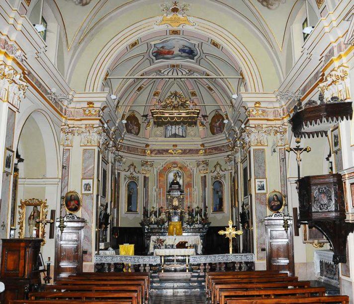 Chiesa della frazione Pianca di San Giovanni Bianco