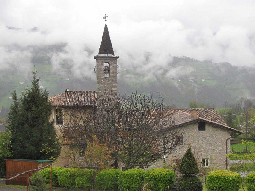 Chiesa di Cornalita