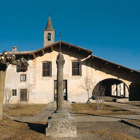Cornalita Church