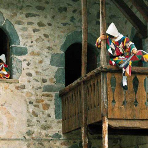 Suoni colori sapori a casa di Arlecchino