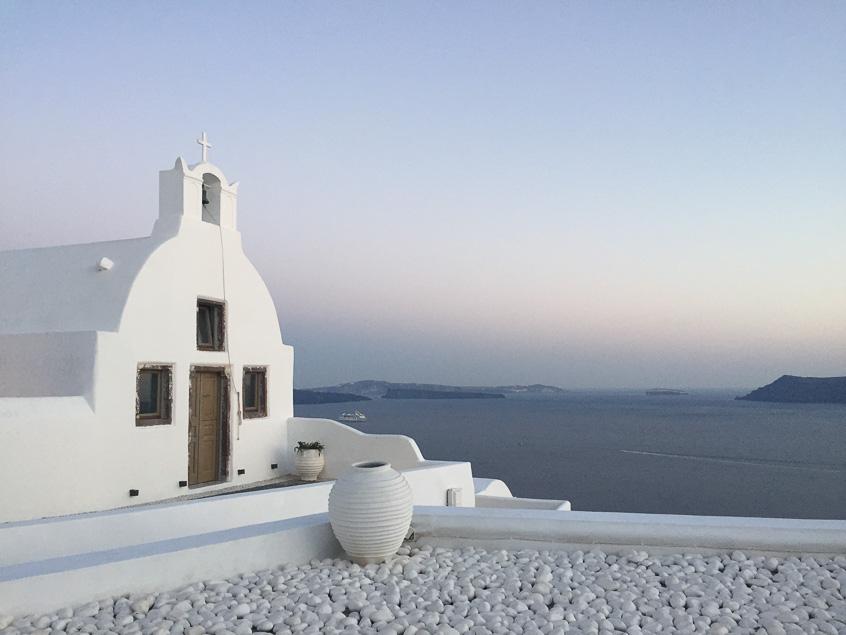 """Erika Patera, """"Santorini e la sua bellezza"""" (Isola di Santorini, Grecia)"""