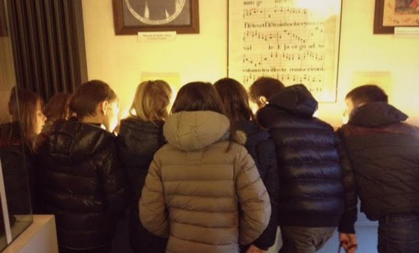 visite guidate bambini inverno 2017