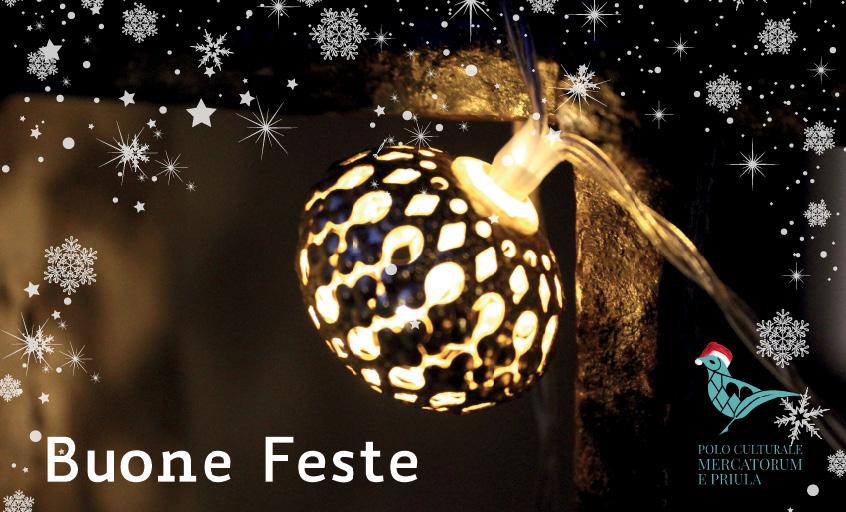 Buon Natale Arte.Buon Natale E Felice 2018 Polo Culturale Mercatorum E Priula