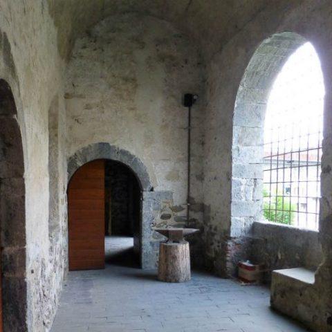 Casa Ceresa sotteranei