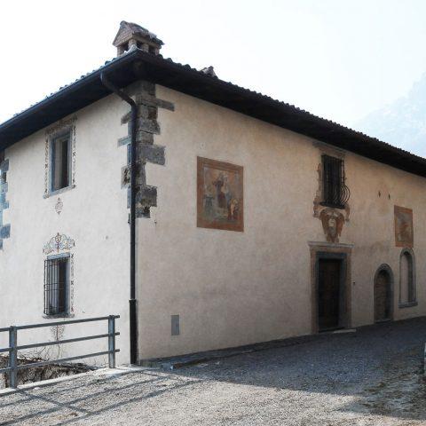 Palazzo Tasso a Bretto Alto