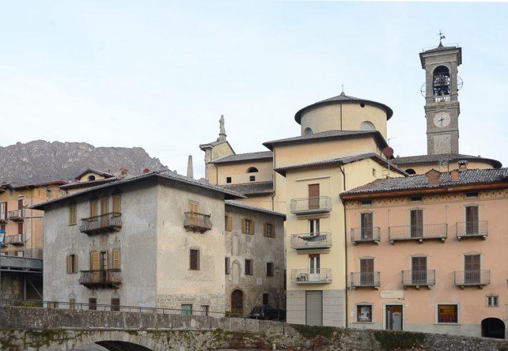 Esterno di Palazzo Boselli
