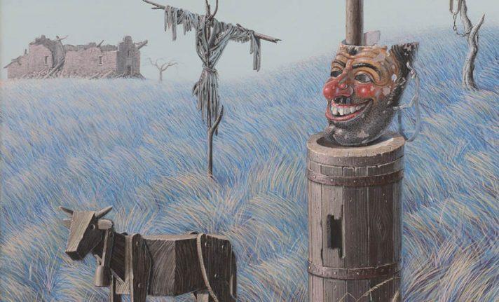 Filippo Alcaini. L'enigma della maschera. 30° anniversario della morte.