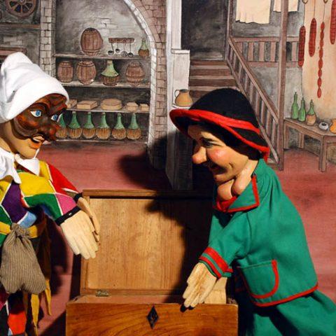 Uno Zanni a Venezia (2a parte) – Spettacolo di Burattini